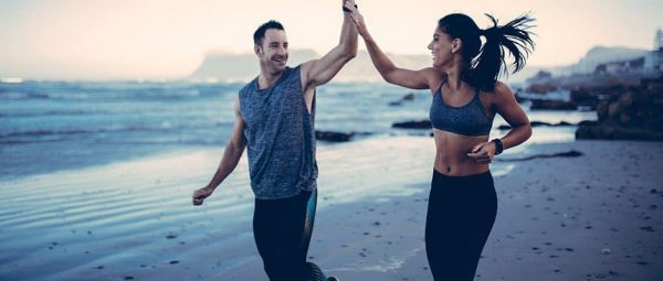 beach holiday HIIT workout
