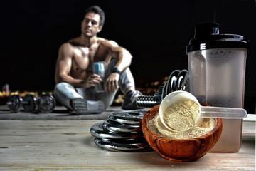 Natural Protein Powder